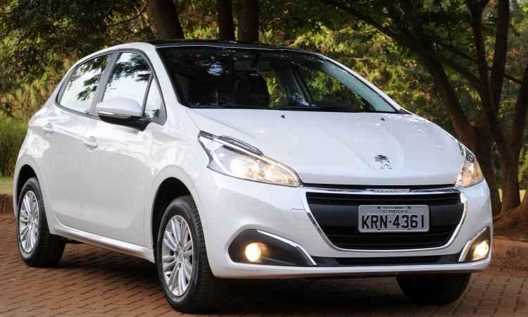 Teste: Econômico, Peugeot 208 Allure 1.2 não tem desempenho brilhante