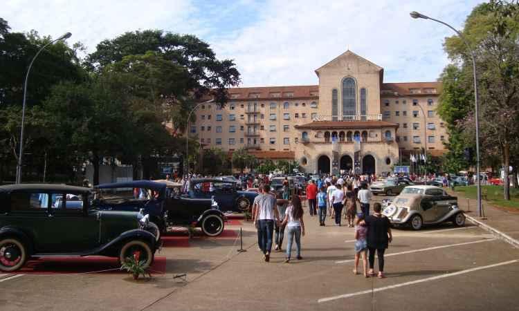 Cerca de 300 preciosidades foram exibidas no Complexo do Barreiro, em Araxá -
