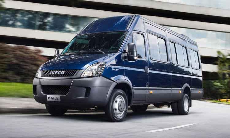 Iveco lançará nova versão da Daily no mercado brasileiro até agosto