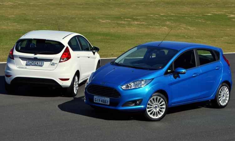 Ford estende tecnologia EcoBoost ao Fiesta 1.0 hatch topo de linha