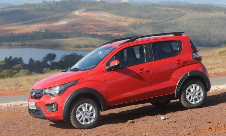 Teste: Motor 1.0 quatro cilindros proporciona desempenho discreto ao Fiat Mobi Way On