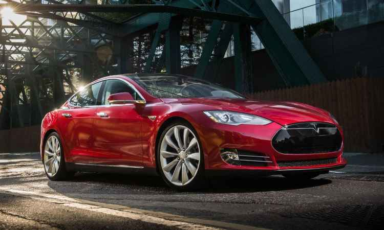 Tesla Model S - Tesla/Divulgação