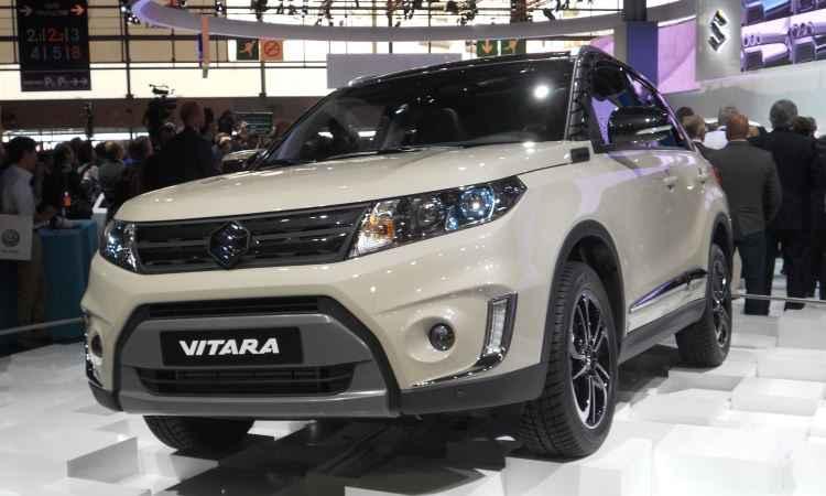 Suzuki japonesa confirma chegada do Vitara ao Brasil em breve