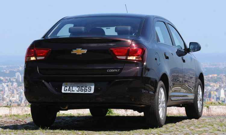 Chevrolet Cobalt Elite - Euler Junior/EM/D.A Press