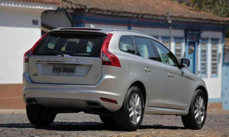 Utilitário-esportivo responde por nada menos que 53% das vendas da Volvo no Brasil - Llorente & Cuenca/Volvo/Divulgação