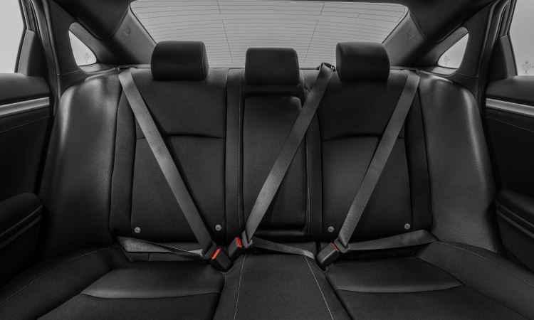 Acabamento interno é de qualidade, com boa montagem dos componentes - Honda/Divulgação