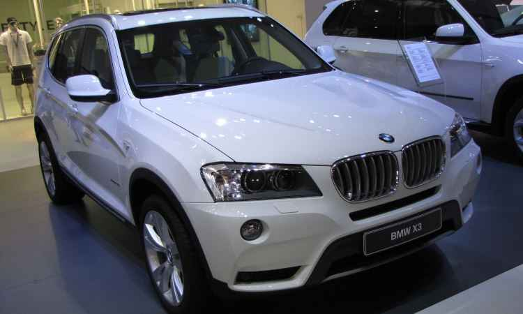 BMW X3 - Julio Cabral/EM/D.A Press
