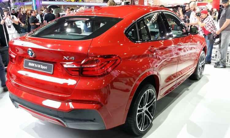 BMW X4 - Pedro Cerqueira/EM/D.A Press