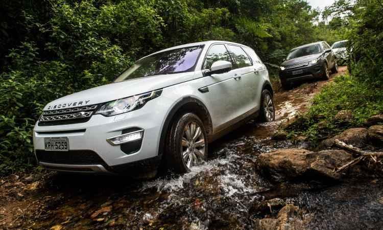 Land Rover anuncia início das vendas do Discovery Sport produzido em Itatiaia (RJ)