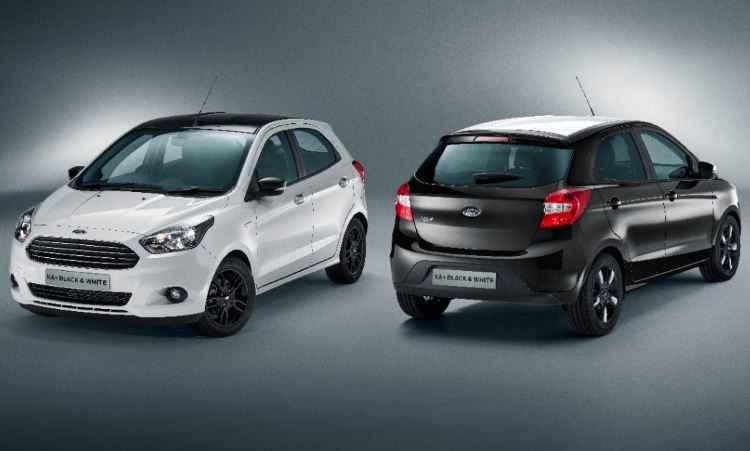 Ford Ka brasileiro chega à Europa com elevado nível de equipamentos