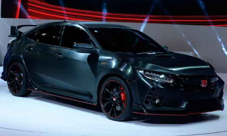 Honda Civic Type R - ERIC PIERMONT/AFP