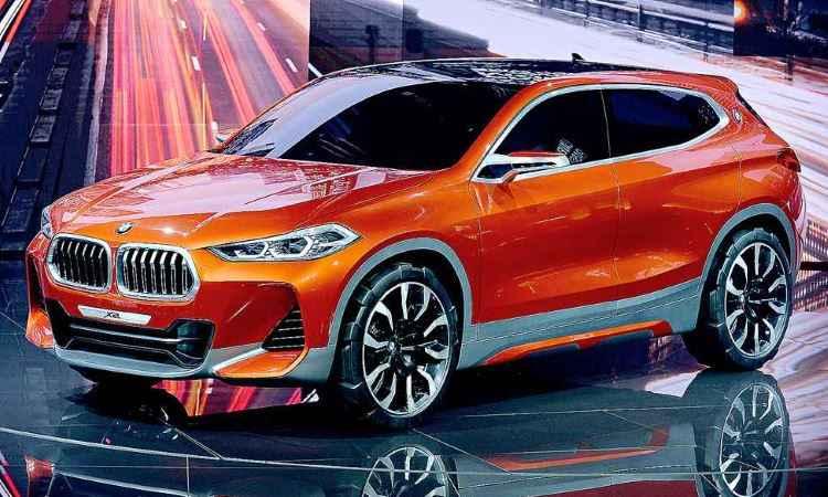 BMW X2 - ERIC PIERMONT/AFP