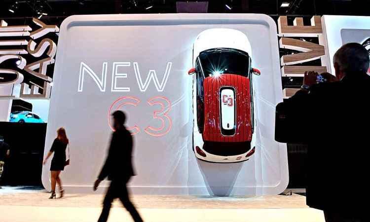 Novo Citroën C3 - Miguel Medina/AFP