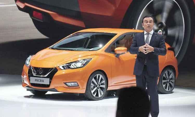 Nissan Micra - Mondial de L'Aautomobile/Divulgação