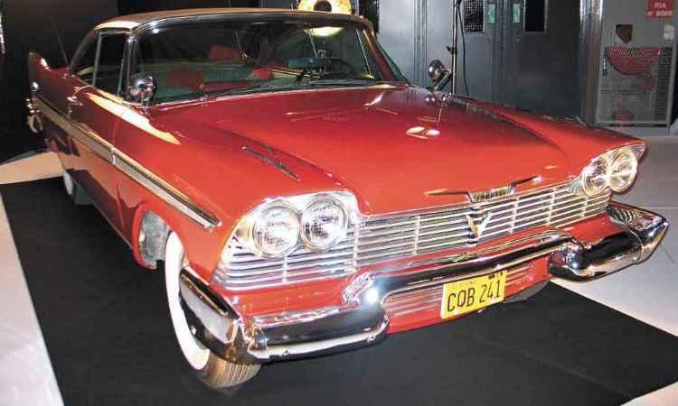 Plymouth Fury, ou Christine - Enio Greco/EM/D.A Press