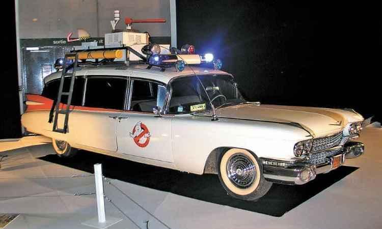O Cadillac Miller 1959, sempre à caça de fantasmas - Enio Greco/EM/D.A Press