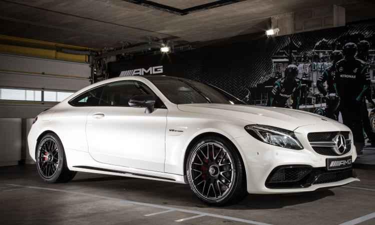 Mercedes-AMG C 63 S Coupé renova gama AMG com motor 4.0 V8 no lugar do 6.3