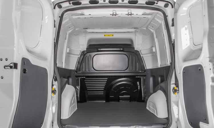 Recobrimento do assoalho do vão de carga é item de série na Hard Working - Fiat/Divulgação