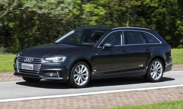 Novo Audi A4 Avant estreia na versão 2.0 Ambiente por R$ 187.990