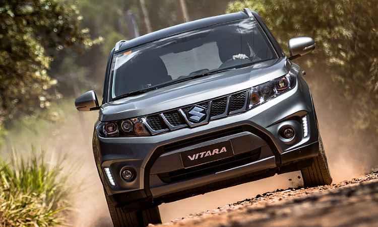 Suzuki Vitara de quarta geração vem em seis versões com motores 1.4 turbo e 1.6