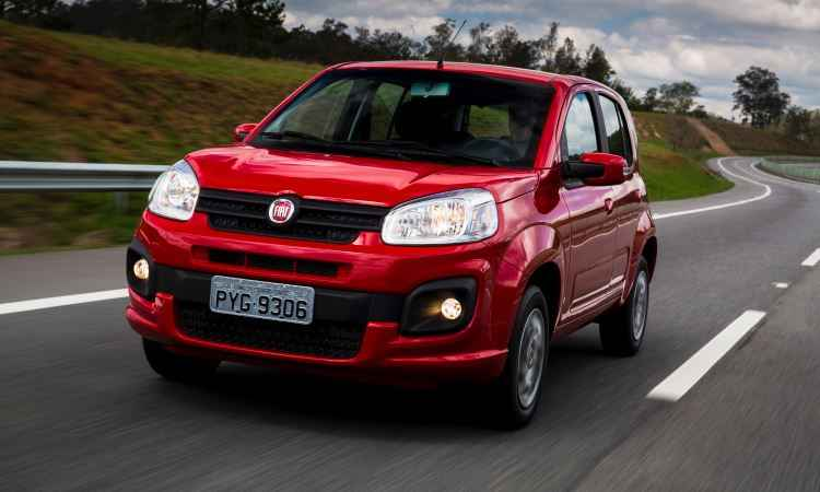Módulo do airbag do passageiro é alvo de recall no novo Fiat Uno