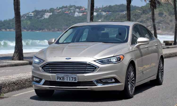 Ford Fusion Hybrid reestilizado chega ao Brasil R$ 9.600 mais caro