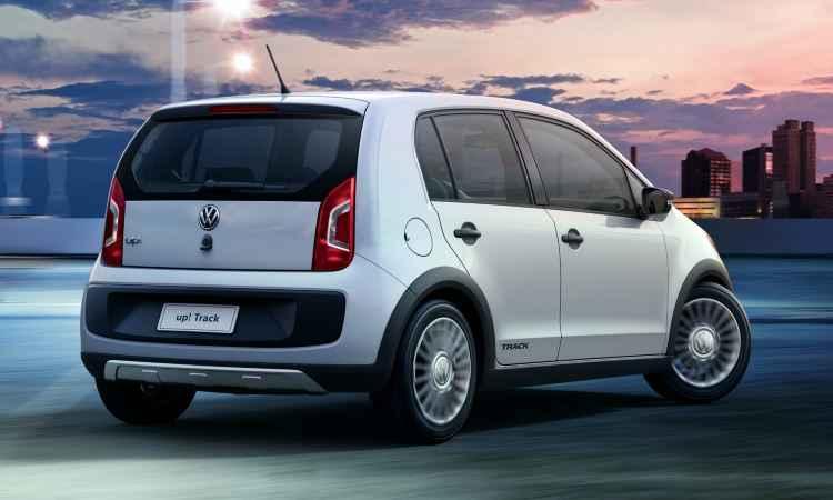 Volkswagen up! Track - Volkswagen/Divulgação