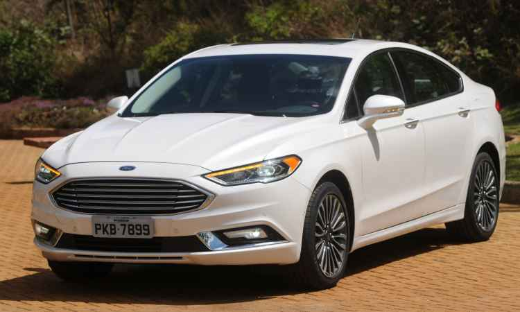Teste: Ford Fusion 2.0 Ecoboost AWD Titanium é recheado de tecnologia