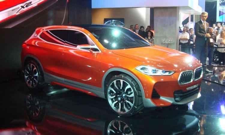 BMW Concept X2 - Bruno Freitas/EM/D.A Press