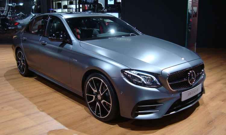 Mercedes-AMG E 43 - Bruno Freitas/EM/D.A Press