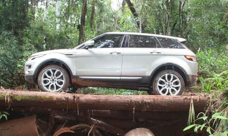 Land Rover Range Rover Evoque - Pedro Cerqueira/EM/D.A Press