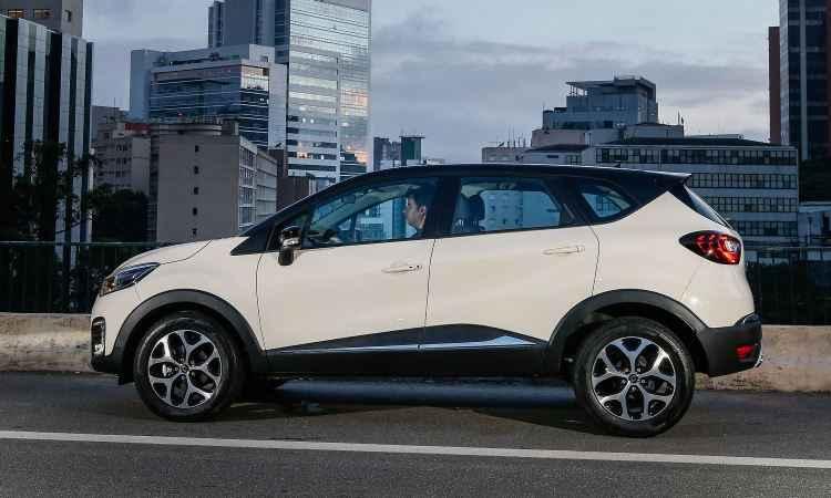 Comprimento e entre-eixos são idênticos aos do Duster - Renault/Divulgação