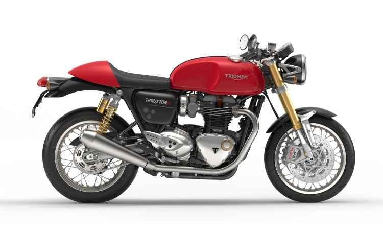 O motor de dois cilindros tem três níveis de controle de tração - Triumph/Divulgação