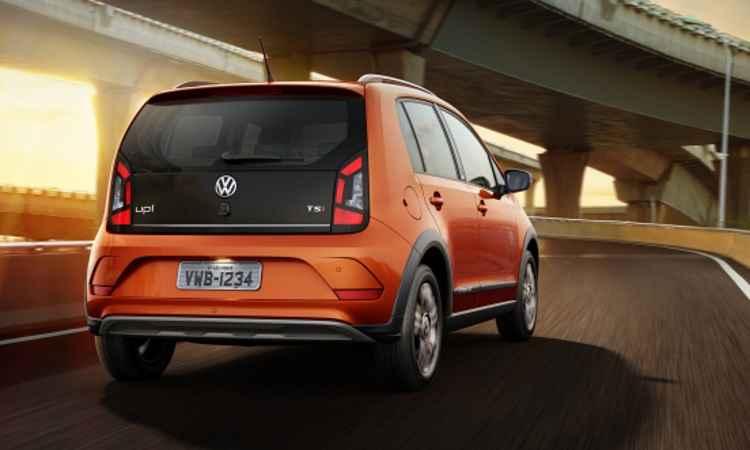 Versão aventureira será oferecida apenas com o motor TSI - Volkswagen/Divulgação