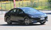 Apesar do jeitão esportivo, Toyota Corolla XRS tem desempenho dócil