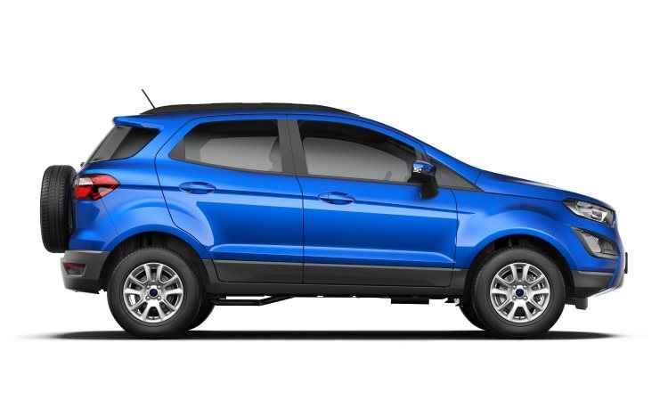 Versão de entrada SE - Ford/Divulgação