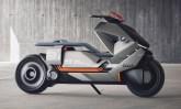 BMW Link Concept antecipa as tendências sobre duas rodas