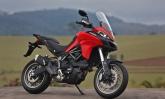 Ducati Multistrada 950 chega ao mercado oferecendo posição de pilotagem mais relaxada