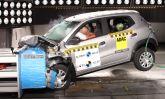 Renault Kwid ganha três estrelas no teste de colisão do Latin NCAP