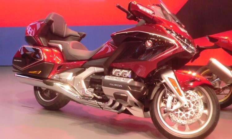Honda Goldwing 1800 Touring - Téo Mascarenhas/EM/D.A Press