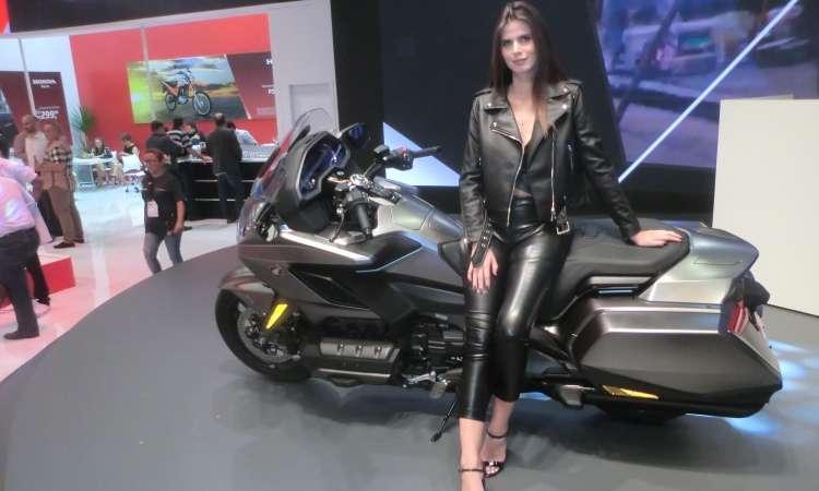 Honda Goldwing (Bagger) - Téo Mascarenhas/EM/D.A Press