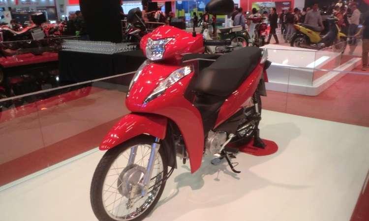 Honda Biz 110i - Téo Mascarenhas/EM/D.A Press