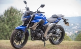 Yamaha lança a Fazer 250 com freios ABS e posição de pilotagem um pouco mais esportiva