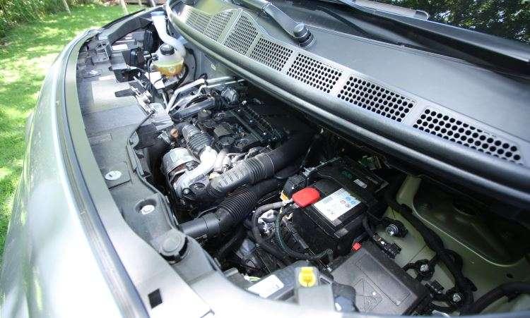 Destaque do motor 1.6 a diesel, com turbina de geometria variável, é o torque de 30kgfm - Edésio Ferreira/EM/D.A Press