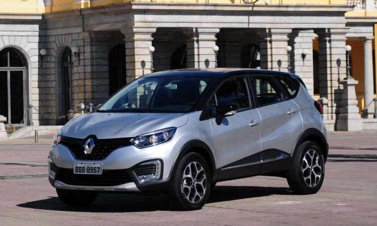 Renault lançou o Captur, que usa plataforma e mecânica do Duster - Gladyston Rodrigues/EM/D.A Press