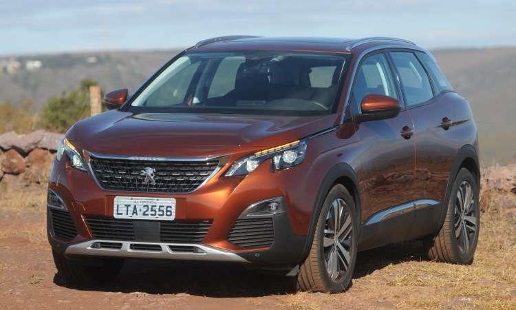 A Peugeot caprichou na segunda geração do 3008, que agrada em vários quesitos - Leandro Couri/EM/D.A Press