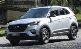 Consumo elevado é o preço do bom desempenho do Hyundai Creta 2.0 Sport