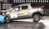 Picape Fiat Toro ganha quatro estrelas em teste de impacto do Latin NCAP