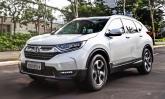 Honda lança o renovado CR-V, que chega bem modificado, mas perde competitividade pelo preço