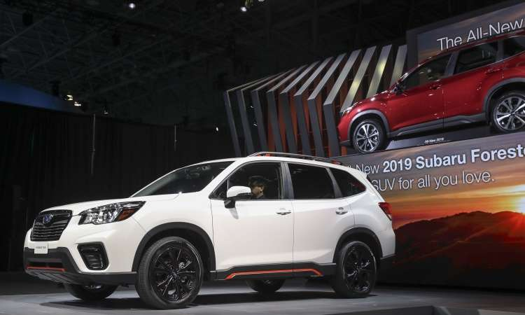 Novo Subaru Forester - Drew Angerer/AFP